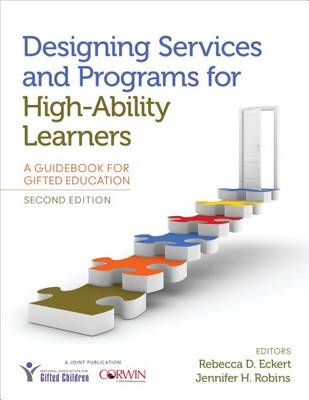 Cover Designing Services and Programs for High-Ability Learners: A Guidebook for Gifted Education