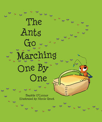 The Ants Go Marching One by One - Read with Me (Hardback)