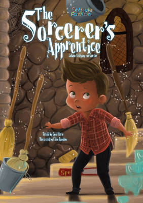 The Sorcerer's Apprentice - 5-Minute Fairytales (Hardback)