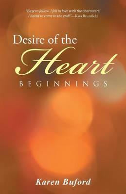 Cover Desire of the Heart: Beginnings