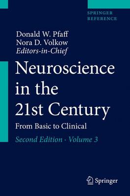 Cover Neuroscience in the 21st Century 2016: From Basic to Clinical