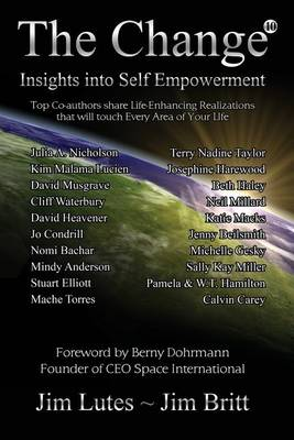 Cover The Change10: Insights Into Self-Empowerment - Change 10