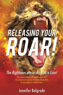 Cover Releasing Your Roar!