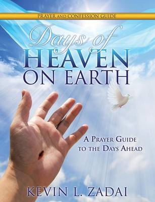 Cover Days of Heaven on Earth Prayer and Confession Guide