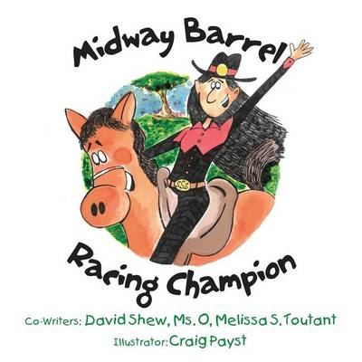 Cover Midway Barrel Racing Champion