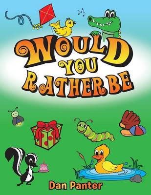 Cover Would You Rather Be