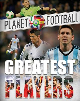 Cover Greatest Players - Planet Football 1