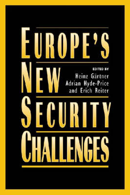 Europe's New Security Challenges (Hardback)
