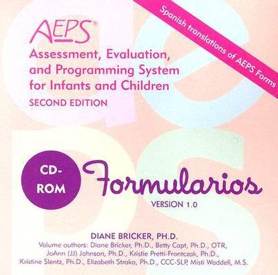 AEPS Forms (CD-ROM)
