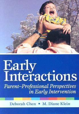 Early Interactions: Parent-professional Perspectives in Early Intervention (DVD)