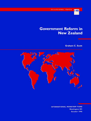 Government Reform in New Zealand - Occasional Paper No. 140.  (Paperback)