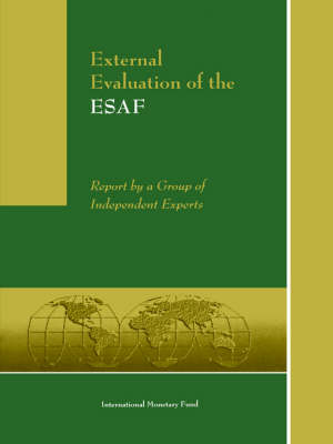 External Evaluation of IMF Economic Research Activities: Report by a Group of Independent Experts (Paperback)