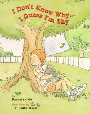 I Don't Know Why...I Guess I'm Shy (Hardback)