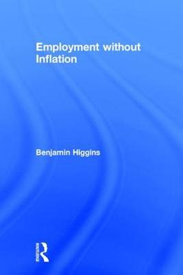 Employment without Inflation (Paperback)