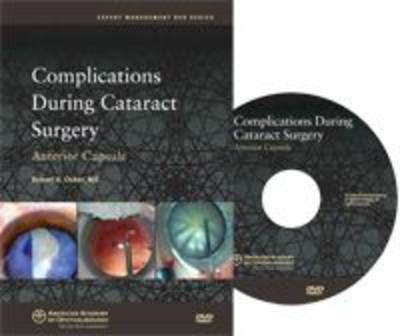 Complications During Cataract Surgery: Anterior Capsule - Clinical Skills DVD Series (DVD)