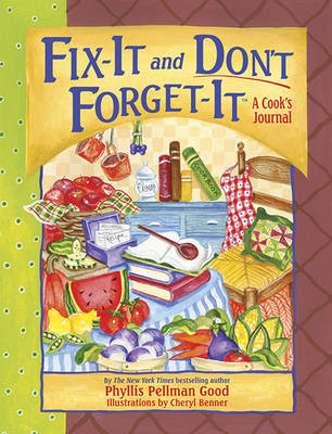 Fix-it and Don't Forget-It Journal: A Cook's Journal (Spiral bound)