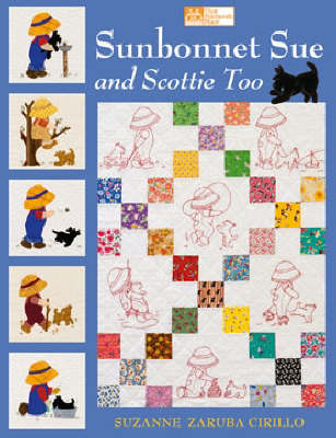 Sunbonnet Sue and Scottie Too (Paperback)