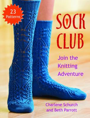 Sock Club: Join the Knitting Adventure (Paperback)