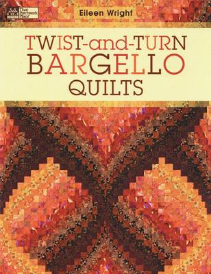 Twist-and-turn Bargello Quilts (Paperback)