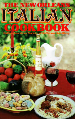 New Orleans Italian Cookbook (Paperback)