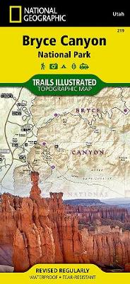 Bryce Canyon National Park: Utah, USA (Sheet map, folded)