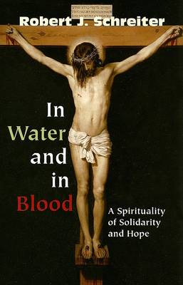 In Water and in Blood: A Spirituality of Solidarity and Hope (Paperback)