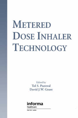 Metered Dose Inhaler Technology (Hardback)
