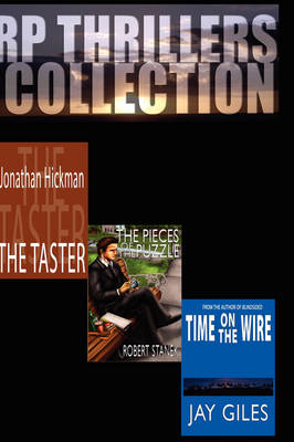 Rp Thrillers Collection (Rp Thrillers Collection Volume 1: The Pieces of the Puzzle, Time on the Wire, the Taster) (Hardback)