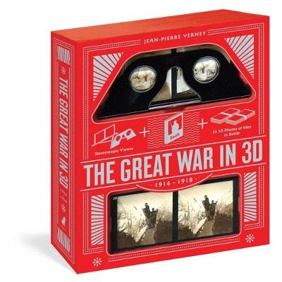 The Great War in 3D (Paperback)