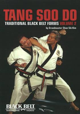 Traditional Black Belt Forms: Volume 2 (DVD)