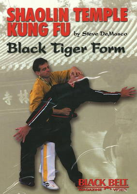 Shaolin Temple Kung Fu: Black Tiger Form (DVD)