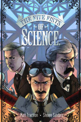 Five Fists Of Science (Paperback)