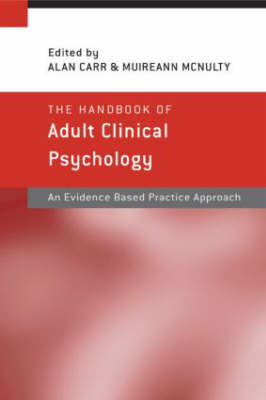 The Handbook of Adult Clinical Psychology (Paperback)