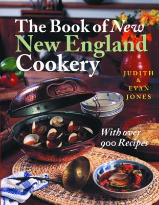 Book of *New* New England Cookery (Paperback)
