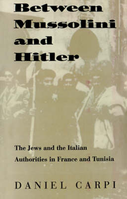 Between Mussolini and Hitler (Paperback)