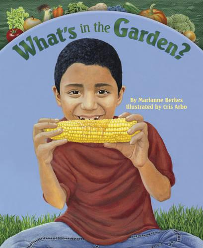 What's in the Garden (Paperback)