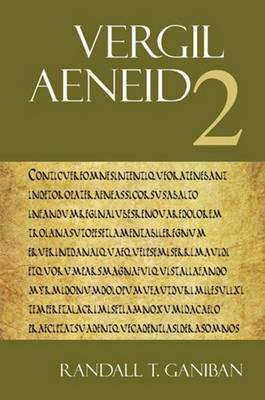 Aeneid 2: A Commentary - The Focus Vergil Aeneid Commentaries (Paperback)