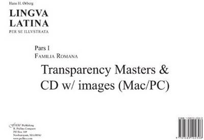 Lingua Latina: Transparency Masters - Lingua Latina (CD-ROM)