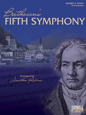 Beethoven's Fifth Symphony for Trumpet & Piano (Paperback)