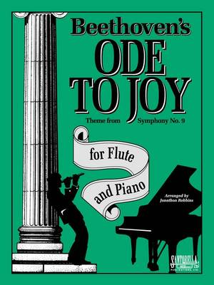 Ode To Joy for Flute & Piano (Sheet music)