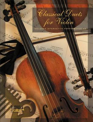 Classical Duets for Violin with CD (Paperback)