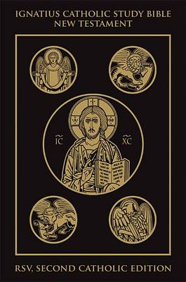 Ignatius Catholic Study Bible: New Testament (Hardback)
