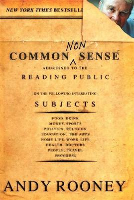Common Nonsense (Paperback)