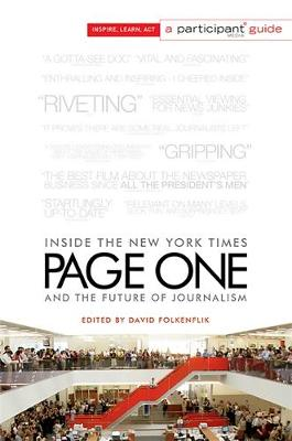 Page One: Inside the New York Times and the Future of Journalism (Paperback)
