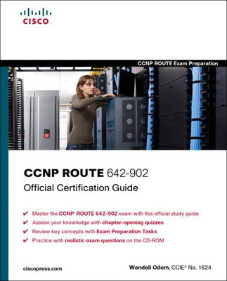 CCNP ROUTE 642-902 Official Certification Guide (Mixed media product)
