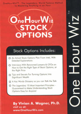 Stock Options - One Hour Wiz S. (Paperback)