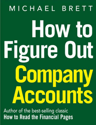 How to Figure Out Company Accounts (Paperback)