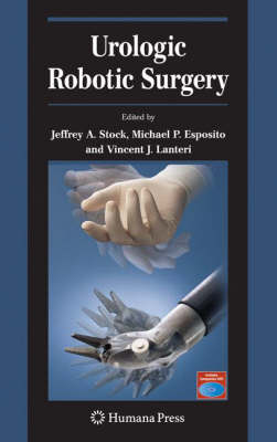 Urologic Robotic Surgery - Current Clinical Urology (Mixed media product)
