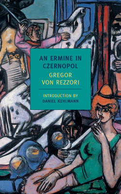 An Ermine in Czernopol (Paperback)