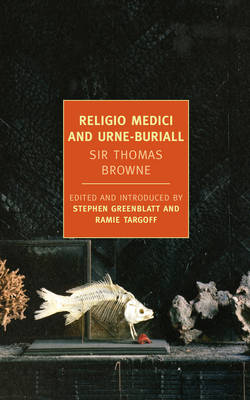 Religio Medici and Urne-Buriall (Paperback)